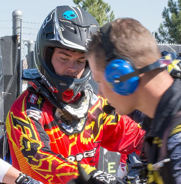 Cooper Webb Supercross rider Monster Cup