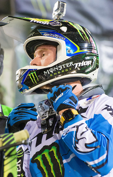 Ryan Villopoto wins first race of 2013 Monster Energy Cup