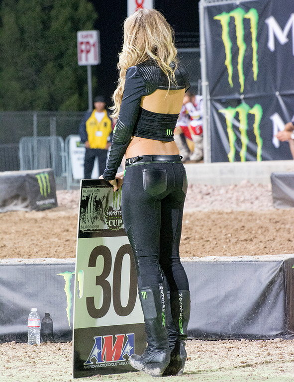 Thirty seconds of pure Monster Energy Girl Monster Cup 2013