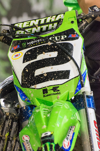 RV2 Kawaski 2013 Monster Energy  Cup