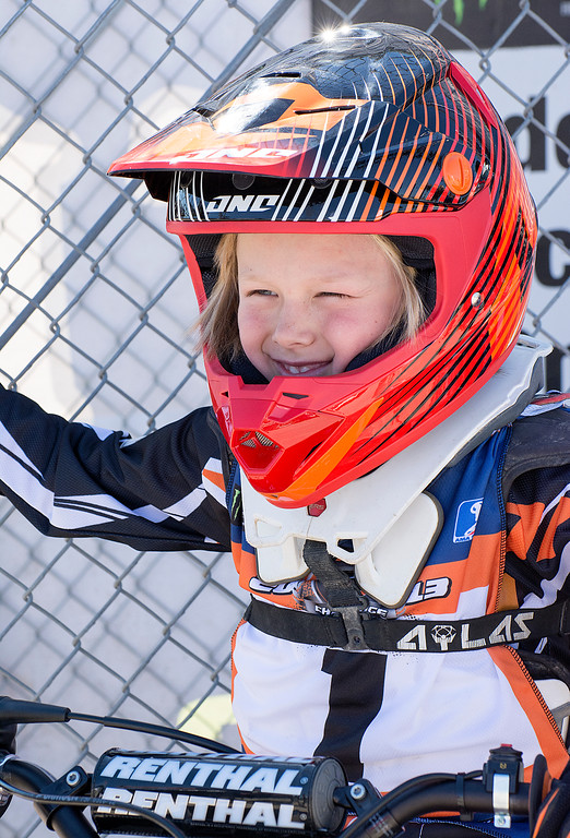 Amateurs and Jr races were hits at Monster Cup