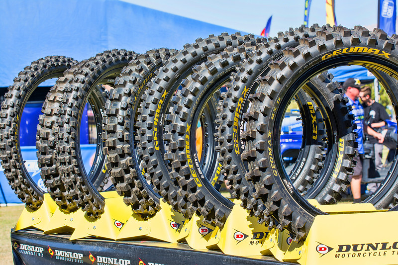 Dunlop Tires  Monster Cup