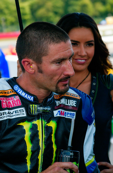 Monster Girl Mercedes Terrell and Josh Hayes on the Grid Mid-O