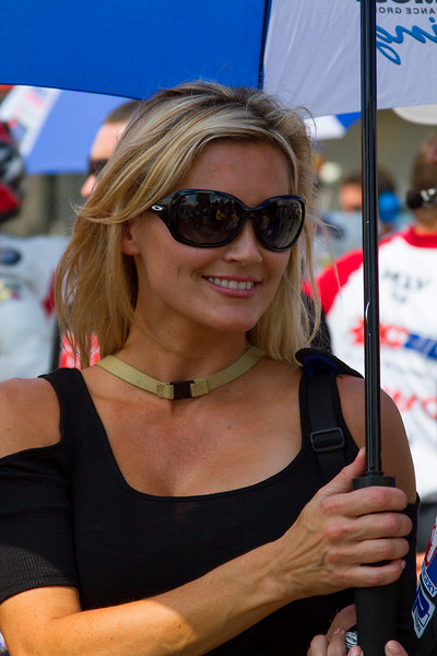 Lovely Lady Umbrella Girl Mid Ohio