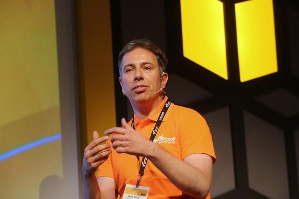 Amazon - AWS Summit Tel Aviv - June 2016
