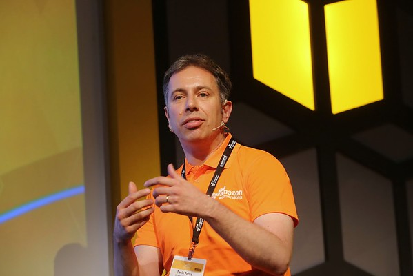 Amazon - AWS Summit Tel Aviv - June 2016