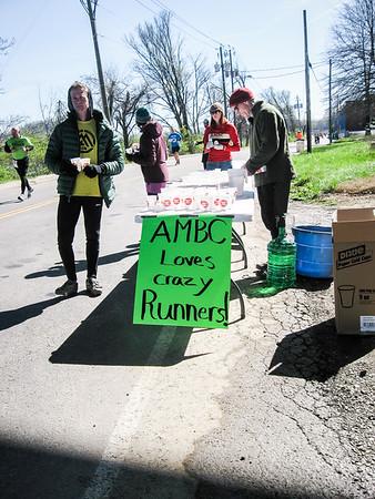 20150329 AMBC Marathon Water Stop