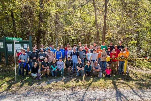 Oak Ridge Work Day 20151017