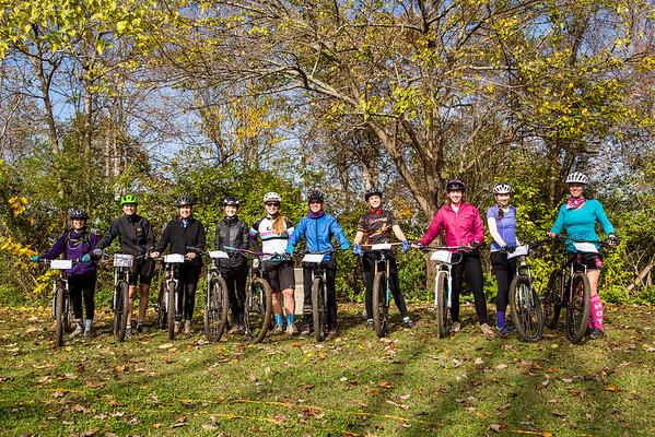 Spoked Womens Mountain Bike Clinic 20151108