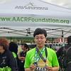 AACR Rock 'n' Roll Philadelphia 5k and Half Marathon - Sept. 17-18, 2016, Philadelphia, PA