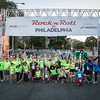 AACR Rock 'n' Roll Philadelphia 5k and Half Marathon - Sept. 17-18, 2016, Philadelphia, PA