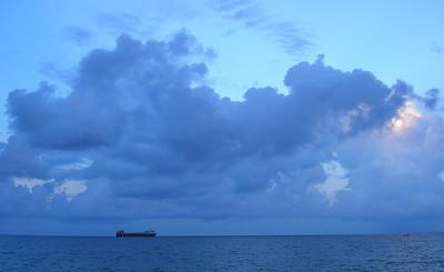 Blue Skys in Ft. Lauderdale