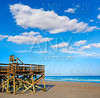 Atlantic Beach in Jacksonville of florida USA