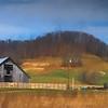 GREEN ROLLING HILLS OF WEST VIRGINIA