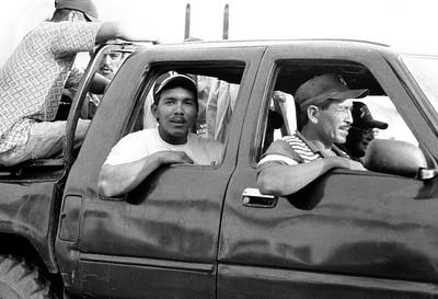 Central America 2001