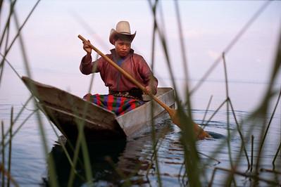 Lake Attitlan GUATEMALA