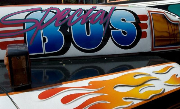 Panama Buses