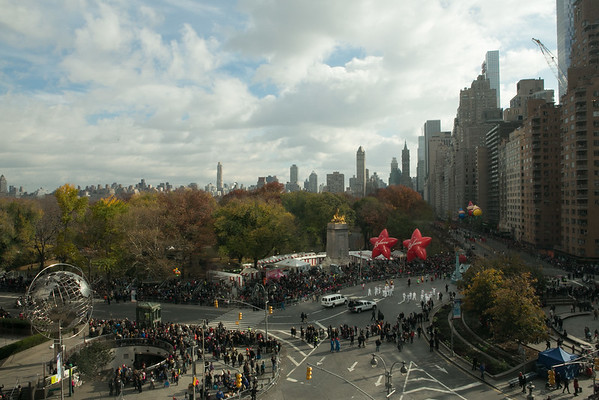 Amex_Thanksgiving Day Parade