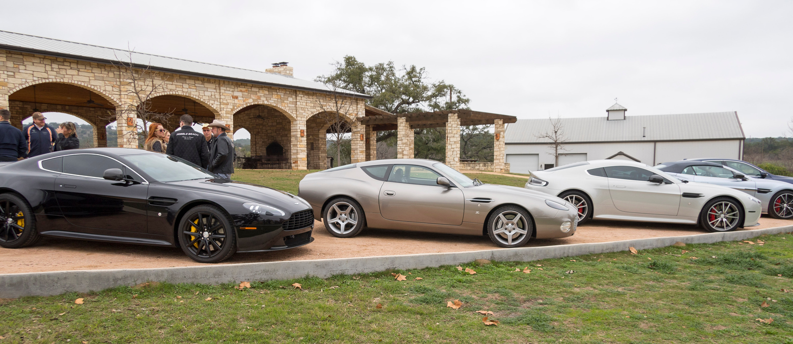 aston martin owners club texas and red river region