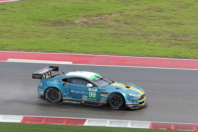 Bruno Senna at Circuit of the Americas