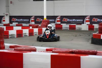 Sonny at K1 Speed
