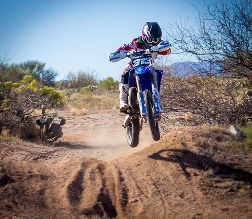 AMRA Round 8 - San Manuel Copper Classic Enduro - Mini Moto