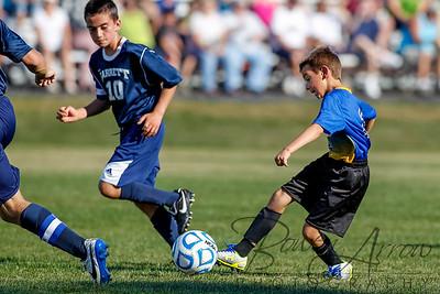 AMS Soccer vs Garrett 20140903-0106