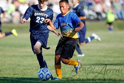 AMS Soccer vs Garrett 20140903-0117