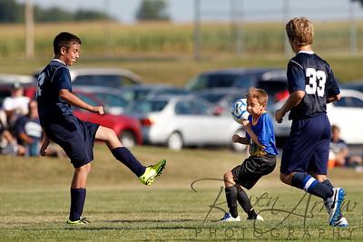 AMS Soccer vs Garrett 20140903-0084