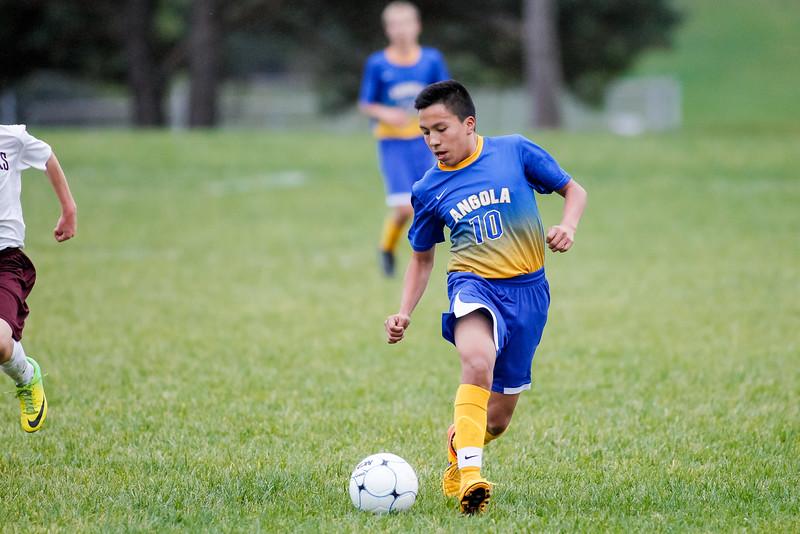 AMS Soccer at CN 20151013-0150