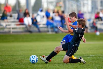 AMS Soccer vs PH 20150930-0586