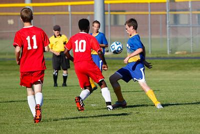 AMS Soccer vs Westview 20150921-0241