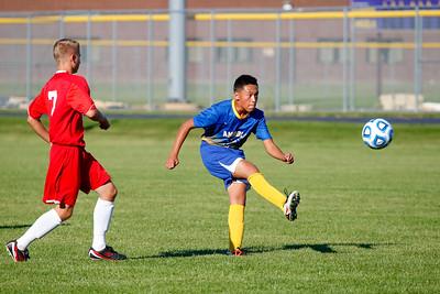 AMS Soccer vs Westview 20150921-0109
