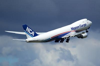 Nippon Cargo Airlines Boeing 747-8KZF JA16KZ 9-27-15