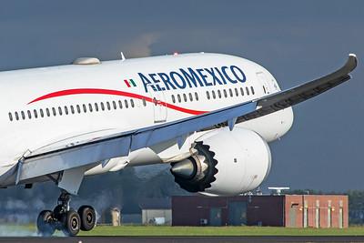 Aeromexico Boeing 787-9 Dreamliner XA-ADD 9-3-19