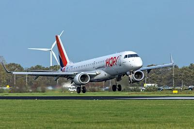 Hop Embraer ERJ-190-100LR F-HBLC 11-2-19