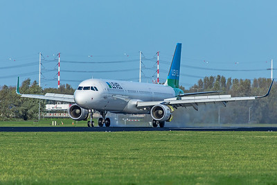 LEVEL Airbus A321-211 OE-LCP 11-2-19