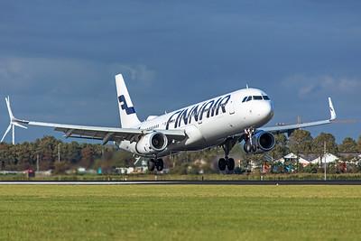 Finnair Airbus A321-231 OH-LZO 9-3-19