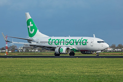 Transavia Boeing 737-7K2 PH-XRD 11-2-19