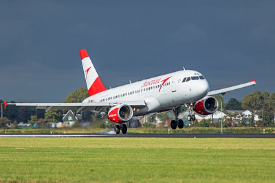 Austrian Airlines Airbus A320-216 OE-LXD 9-3-19
