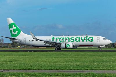 Transavia Boeing 737-8K2 PH-HXL 11-2-19