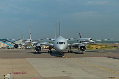 American Airlines Boeing 787-9 Dreamliner N821AN 7-3-21