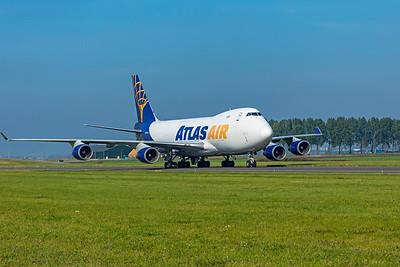 Atlas Air Boeing 747-47UF N477MC 10-9-21