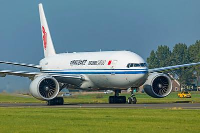 Air China Cargo Boeing 777-FFT B-2094 10-9-21