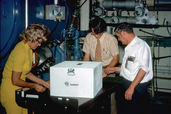 004 Testing: Thermal Vacuum