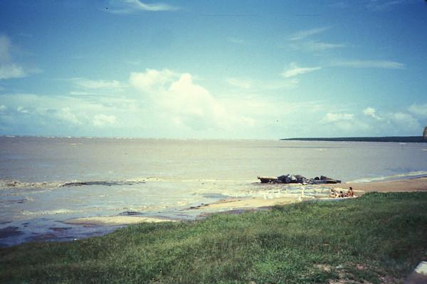 Beach And Islands, French Guiana