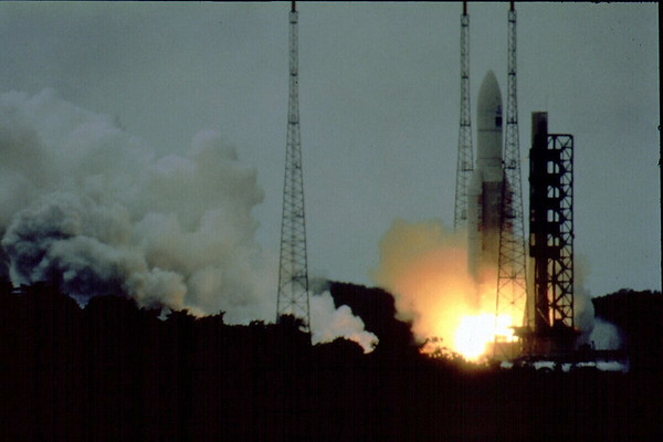 011A Ariane 501 Failure