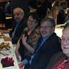 L-R Constanza Schultz (spouse of N8FGV), Art Feller,  Janet Bauer, Frank Bauer KA3HDO, Tom Clark, K3IO