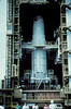 Ariane before roll out