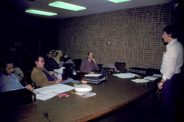 001 Meetings: 05 Meeting Dec 79